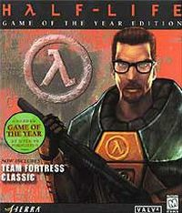 Game Box for Half-Life (PC)