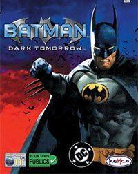 Okładka Batman: Dark Tomorrow (GCN)
