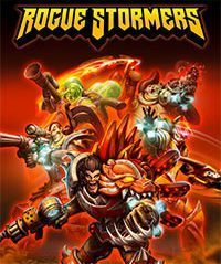 Game Box for Rogue Stormers (PS3)