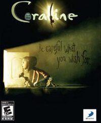 Okładka Coraline (Wii)