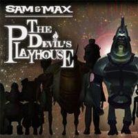 Okładka Sam & Max: Season 3 - The Devil's Playhouse (PC)