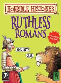 Okładka Horrible Histories: Ruthless Romans (NDS)
