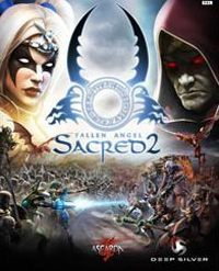 Game Box for Sacred 2: Fallen Angel (PC)