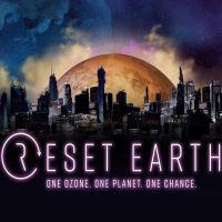Okładka Reset Earth (AND)