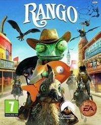 Okładka Rango The Video Game (PS3)