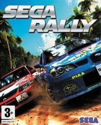 Okładka Sega Rally Revo (PC)