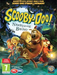 Game Box for Scooby-Doo! and the Spooky Swamp (PC)