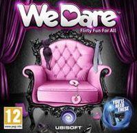 Okładka We Dare (Wii)