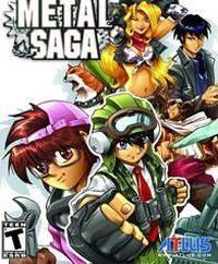 Okładka Metal Saga (PS2)