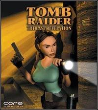Okładka Tomb Raider: The Last Revelation (PC)