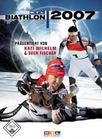 Game Box for RTL Biathlon 2007 (PC)