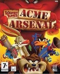 Okładka Looney Tunes: Acme Arsenal (Wii)