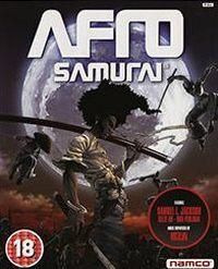 Okładka Afro Samurai (X360)