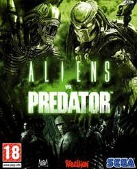 Okładka Aliens vs Predator (PC)