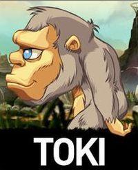 Game Box for Toki: Arcade Remixed (X360)