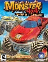 Okładka Monster 4x4: World Circuit (Wii)