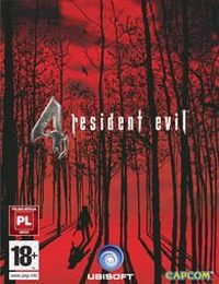 Game Box for Resident Evil 4 (PC)