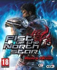 Okładka Fist of the North Star: Ken's Rage (PS3)