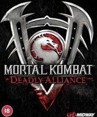 Okładka Mortal Kombat: Deadly Alliance (XBOX)