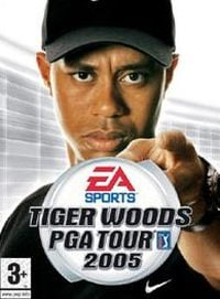 Okładka Tiger Woods PGA Tour 2005 (XBOX)