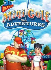 Okładka 3D Ultra Mini Golf Adventures (PC)