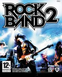 Okładka Rock Band 2 (X360)