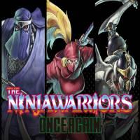 Game Box for The Ninja Saviors: Return of the Warriors (PS4)