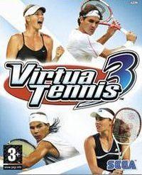 Okładka Virtua Tennis 3 (PS3)