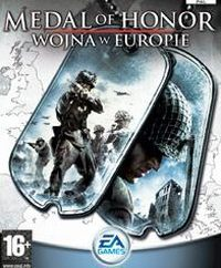 Okładka Medal of Honor: European Assault (PS2)