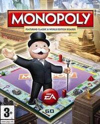 Game Box for Monopoly (PS2)