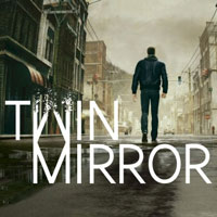 Game Box for Twin Mirror (PS4)