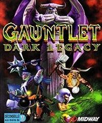 Game Box for Gauntlet: Dark Legacy (GCN)