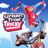 Okładka Urban Trial Tricky (PC)