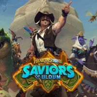 Game Box for Hearthstone: Saviors of Uldum (PC)