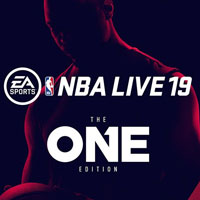Game Box for NBA Live 19 (PS4)