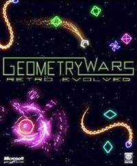 Game Box for Geometry Wars: Retro Evolved (PC)