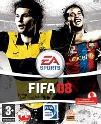 Game Box for FIFA 08 (PC)