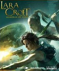 Okładka Lara Croft and the Guardian of Light (PS3)
