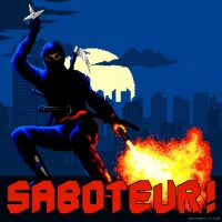 Game Box for Saboteur (PS4)
