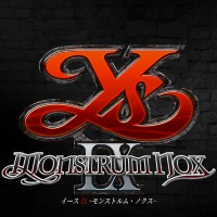 Okładka Ys IX: Monstrum Nox (PS4)