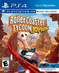 Okładka RollerCoaster Tycoon Joyride (PS4)