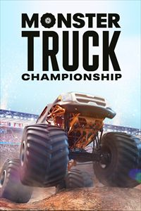Monster Truck Championship (PC cover