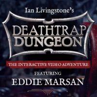 Okładka Deathtrap Dungeon: The Interactive Video Adventure (PC)