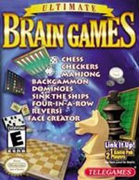 Game Box for Ultimate Brain Games (GBA)