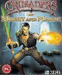 Okładka Crusaders of Might and Magic (PS1)