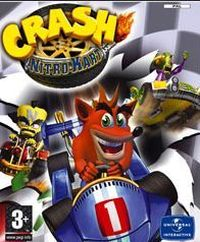 Game Box for Crash Nitro Kart (PS2)