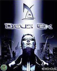 Okładka Deus Ex (PC)