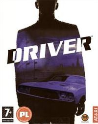 Game Box for Driver (1999) (PC)