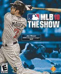 Okładka MLB 10 The Show (PS3)
