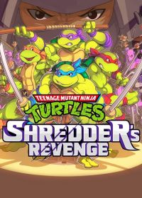 Okładka Teenage Mutant Ninja Turtles: Shredder's Revenge (PC)